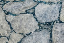 Ice Blue Calcite Precious Glitter