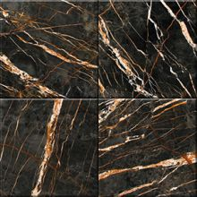 Marble tile Black and Gold
